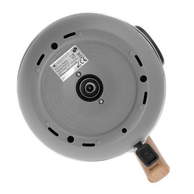 Czajnik elektryczny z termometrem szary 93225