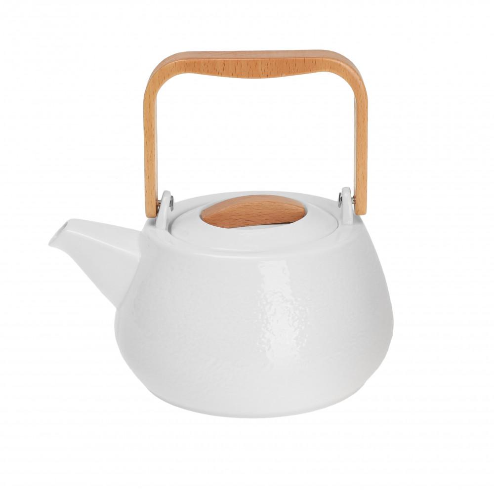 Porcelanowy dzbanek do herbaty 93563