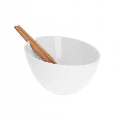 Misa do sałat z przyborami
