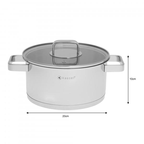 5 elementowy zestaw przyborów kuchennych 93706