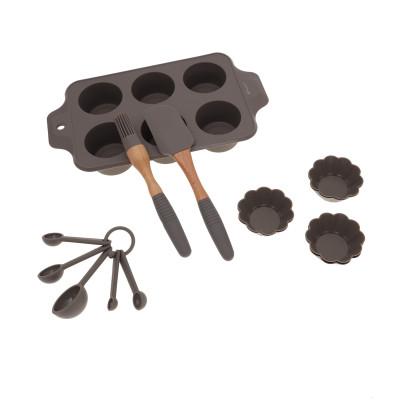 5 elementowy zestaw silikonowy do pieczenia muffinek