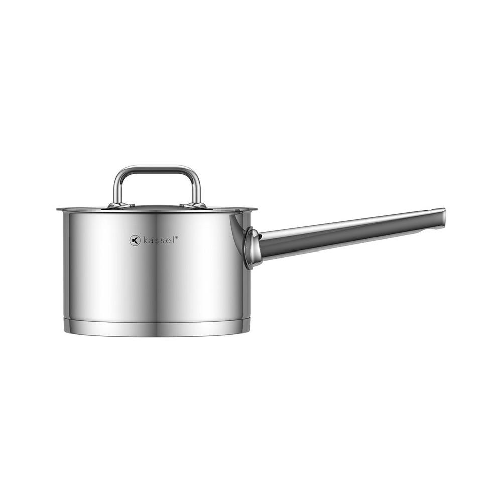 Rondel z pokrywką metalową PRO CHEF 16 cm 93032